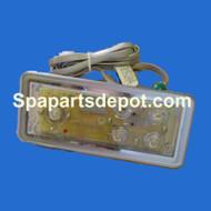 Master Spas MAS200 Topside Control Panel - X310700