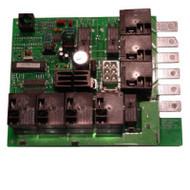 Spa Builders Circuit Board LX-15 Numeric. Rev. 1.31 (pre 2001)