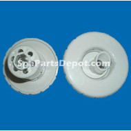 Micro Magna: Rotating Face (White) Face 2 5/8""