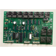 Sundance Spas 800 Circuit Boards. 1991-92: 1 or 2 pumps - 6600-021