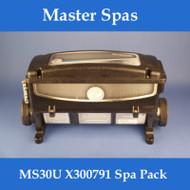 Master Spas MS30U Revolution Spa Control System X300791