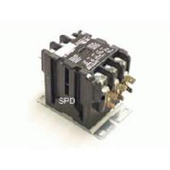 Contactor 110V, TPST, 50/60Amp