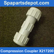 Master Spas Compression Coupler X217200