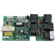 Hydro Quip PCBoard, DIGITAL ECO-1 120V - 33-0014A-R8-K