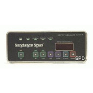 Sundance Systems 750 Topside Control 1-Pump 1997-1999