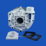Jacuzzi White Wet End 1.0 Hp  Clearance Sale Item  - 2000-063