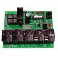 Circuit Board LX-10 Numeric. Rev. 1.31 (pre 2001)