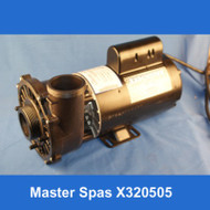 Master Spas 12.0/4.4 Amp, 2SPD, 56 FRAME EXECUTIVE WATERWAY PUMP X320505