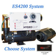 Hydro Quip ES4200 Series (Choose Pump HP And Voltage Comes With Blower) ES4200