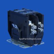 Contactor, DPST, Zettler 120V, 30/40A - 35-0012