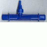 Caldera Spas Blue Mazzei Injector 3/4 HB Blue - 39315 Now Part# 74089