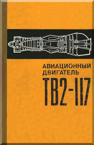 Isotov Klimov TB2-177 Aircraft Turbine Engine Technical Manual - 1970