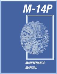 Vedeneyev M14P  Technical  Maintenance Manual    -  ( English Language )