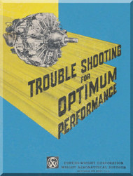 Curtiss Wright  Trouble Shooting for Optimum Performance -( English Language ) - 1957