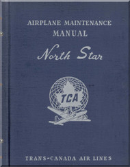 Canadair Northstar Aircraft Maintenance Manual -