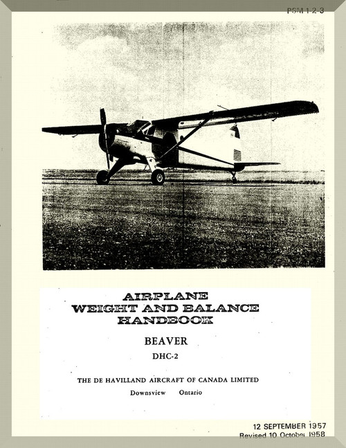 faa-h-8083-1a aircraft weight and balance handbook