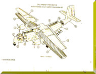 De Havilland CV-2B Caribou Aircraft Maintenance Checklist Manual