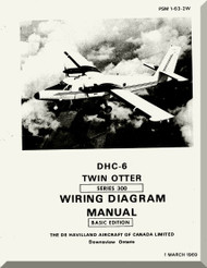 De havilland dhc 6 aircraft structural components service life de havilland dhc 6 aircraft wiring diagram manual psm 1 63 2w asfbconference2016 Image collections