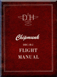 De Havilland DHC-1B-2 Chipmunk Aircraft Flight Manual
