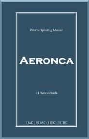 Aeronca 11  Aircraft Pilot Operating  Manual