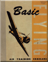 Aircraft  Air Training Command Manual - USAAF - 51-60-1 - 1948