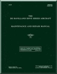 De Havilland Dove Aircraft Maintenance & Repair Manual