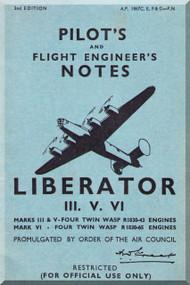 Aircraft Pilot Notes