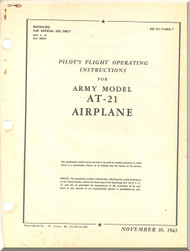 Fairchild Aircraft Flight Manual