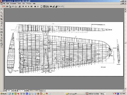 Avro lancaster aircraft blueprints engineering drawings download image 1 malvernweather Choice Image