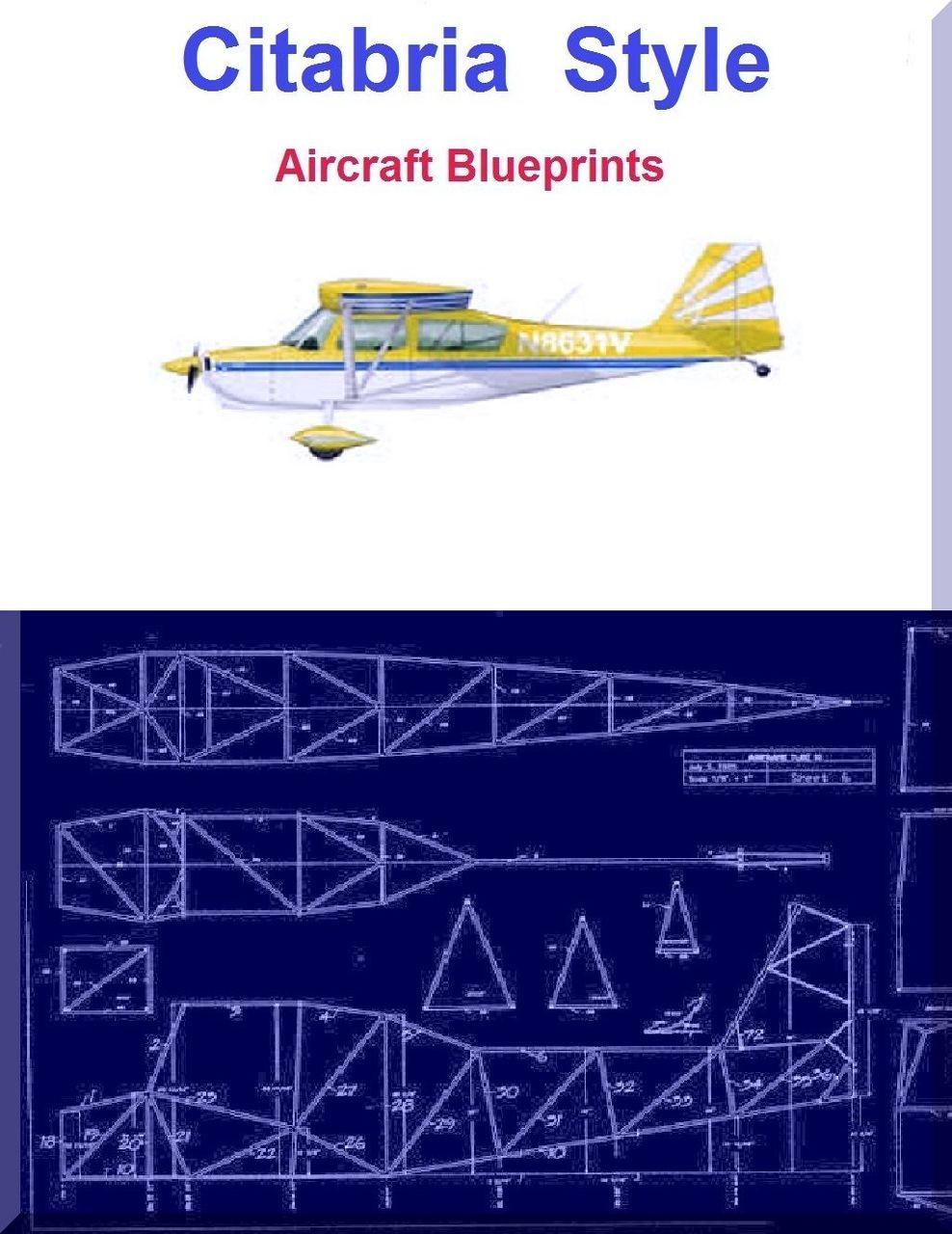 citabria style aircraft blueprints download aircraft reports rh aircraft reports com
