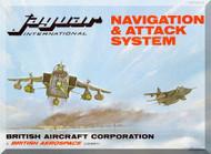Bae / Septcat Jaguar Navigation & Attack systems Manual