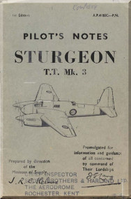 Aircraft Pilot Notes