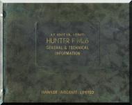 Hawker Hunter F Mk. 6 Aircraft  Technical Manual  A.P. 4347 F