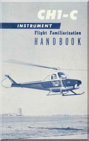 Cessna CH-1C SkyHook Helicopter Flight Familization  Manual Instrument