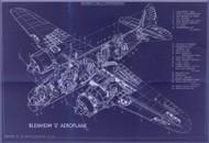 Bristol Blenheim V  Aircraft Service Manual - Vol. 1   A.P 1530 C