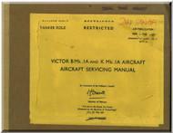 Handley Page Victor B Mk.1  Aircraft  Service Manual Volume 2