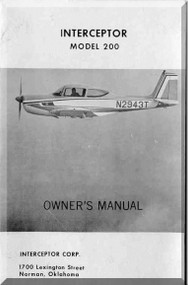 Meyer Model 200  Aircraft Owner's Manual