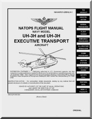Sikorsky UH-3H A Helicopter Flight Manual Supplement