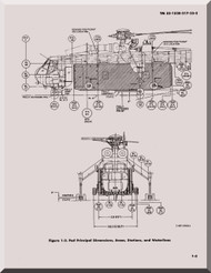 Sikorsky Helicopter CH-54B SkyCrane Operator's Manual TM