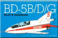 Bede Aircraft BD-5 B / D / G Aircraft Pilot's Handbook Manual