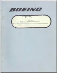 Boeing  QSRA Aircraft Operation Manual D-340-13801 - 1978