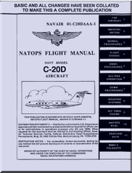 Gulfstream C-20 D Aircraft Flight Manual - NAVAIR 01-C20DAAA-1