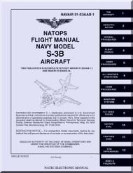 Lockheed S-3B  Aircraft  Flight Manual