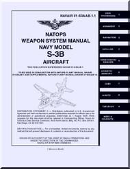 Lockheed S-3B  Aircraft  Weapon System  Manual