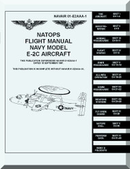 Grumman E-2C NATOPS Flight Manual NAWEPS 01-E2AAA-1, 1979
