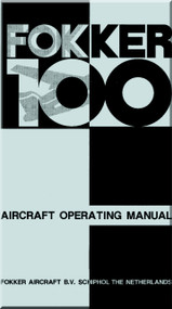 Fokker F-100  Aircraft Flight Operating   Manual