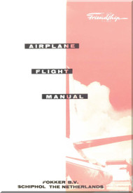Fokker F-27  Aircraft Flight Manual