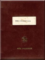 Breguet 763  Aircraft Flight  Manual ( French Language )
