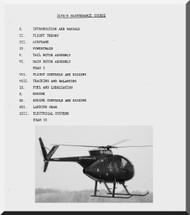 Hughes 369  / 500   Maintenance  Training Manual