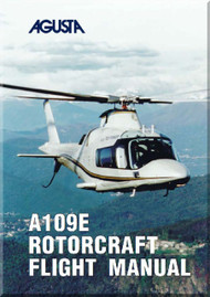 Agusta A.109 E  Helicopter Flight Manual - 1997  ( English Language  )